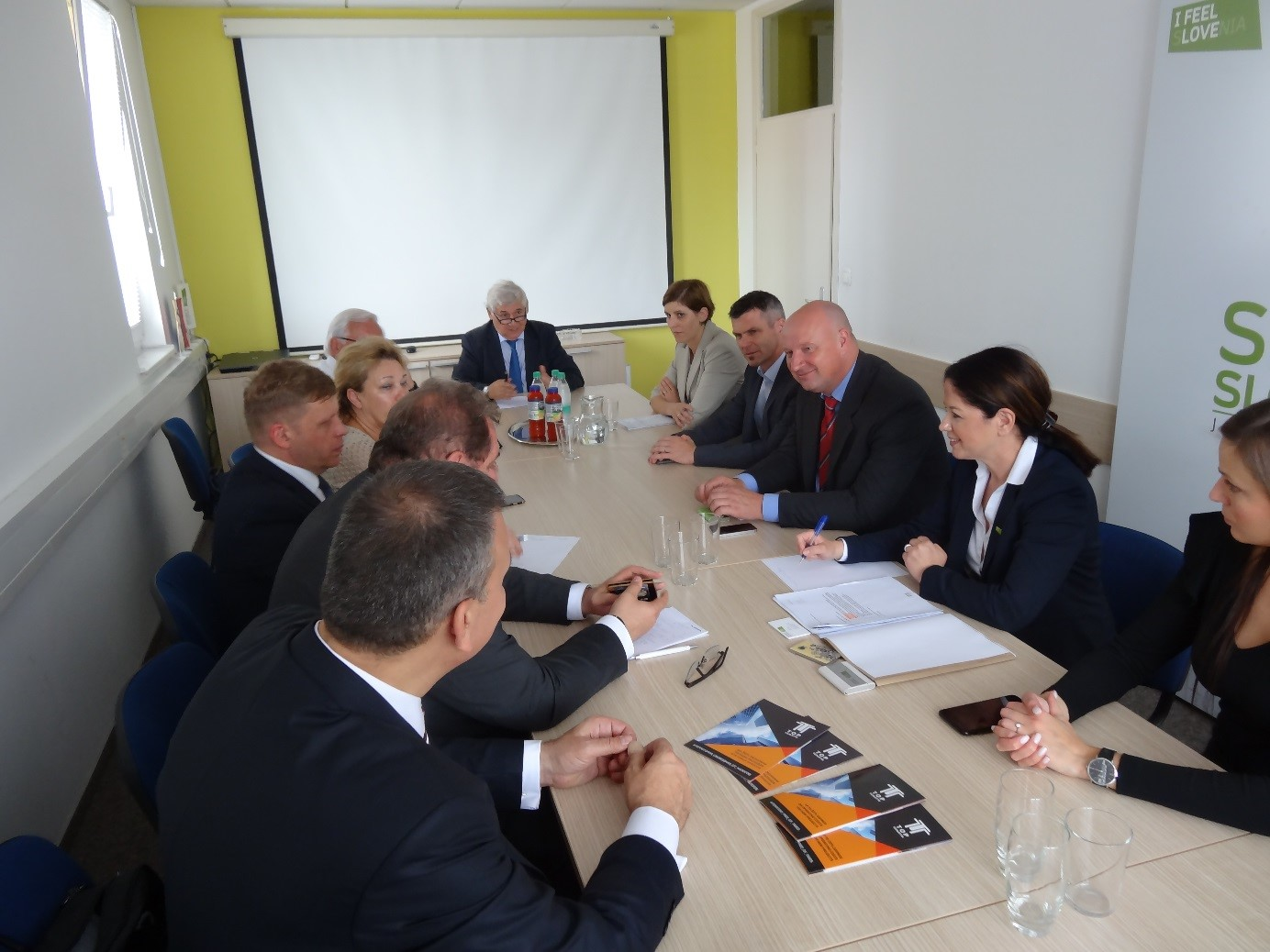 Danes je javno agencijo SPIRIT Slovenija obiskala delegacija iz ruskega mesta Togliatti, ki se mudi na večdnevnem obisku v Sloveniji.